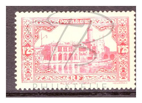Algérie n°140 , **