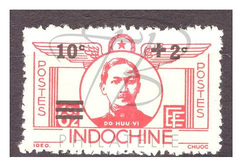 Indochine n°276 , (*)