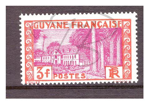 Guyane n°129 , *