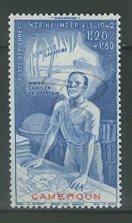 Cameroun P.A. n°21 , *