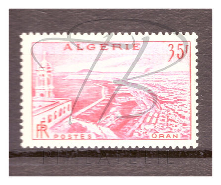 Algérie n°339A , *