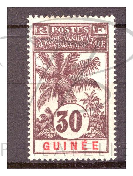 Guinée n°40 , *
