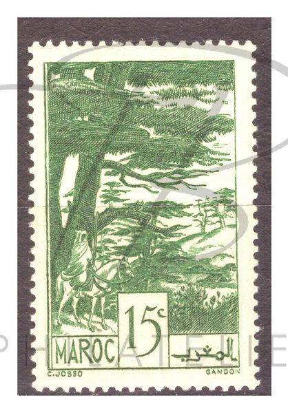 Maroc n°168 , *