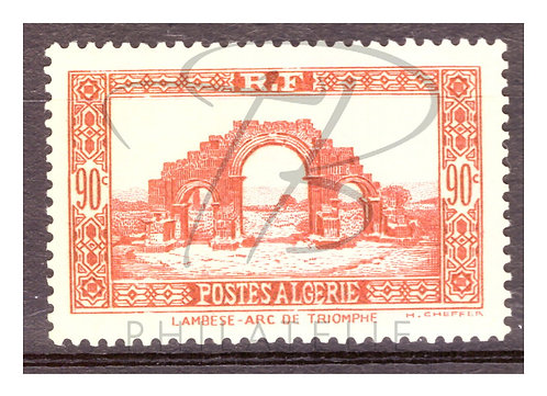 Algérie n°139 , **