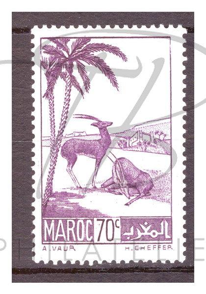 Maroc n°177 , *