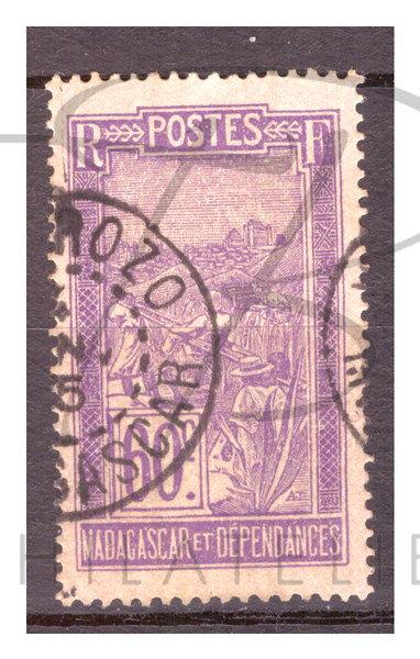 Madagascar n°140