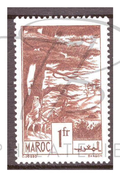 Maroc n°182 , *