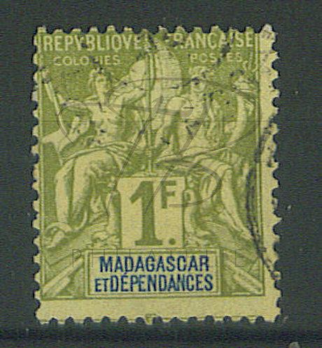 Madagascar n°41