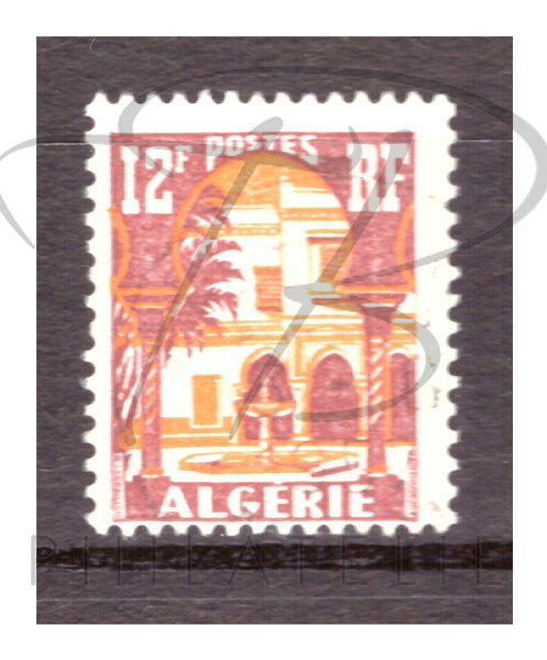 Algérie n°313B