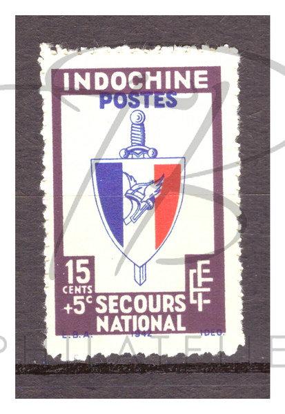 Indochine n°282 , (*)