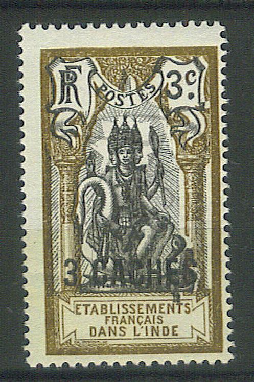 Inde n°61 , couleurs décalées , **