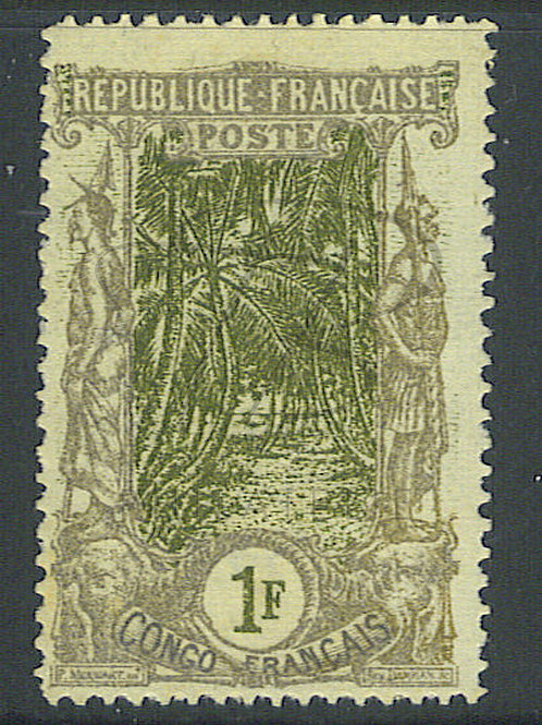 Congo n°39 , * (a)