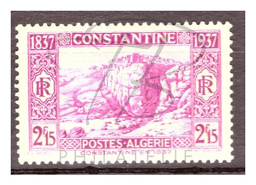 Algérie n°134 , *