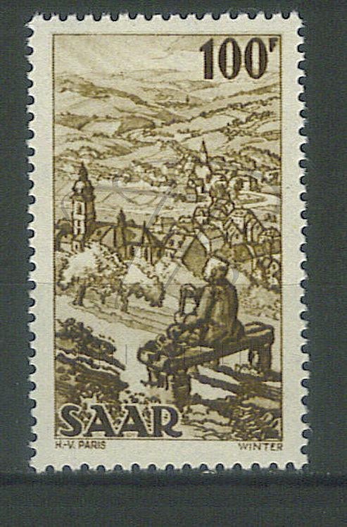 Sarre n°262, ** (a)