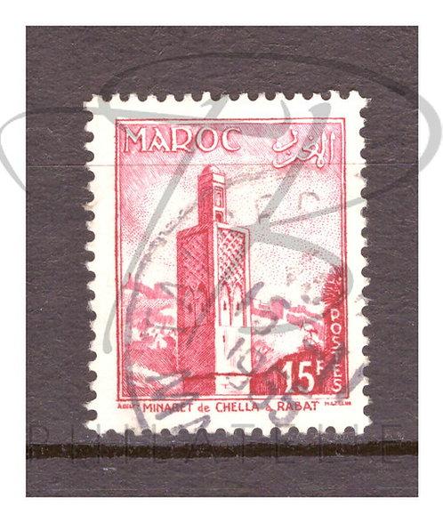 Maroc n°354