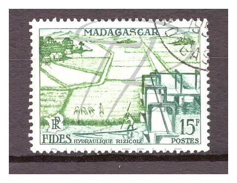 Madagascar n°330