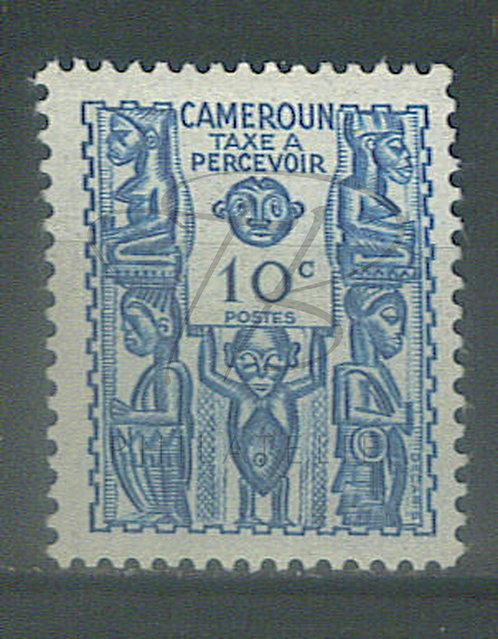 Cameroun taxe n°21 , **