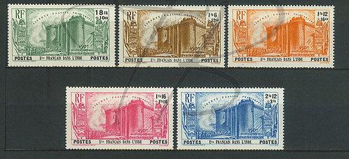 Inde n°118-122 , **