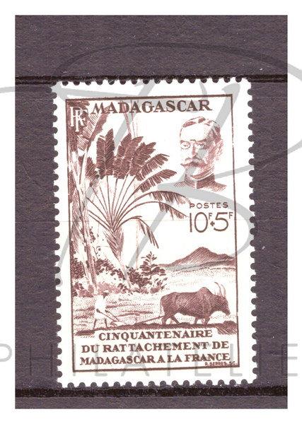 Madagascar n°319 , *