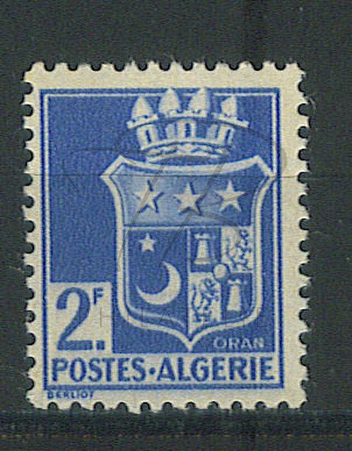 Algérie n°179 , **