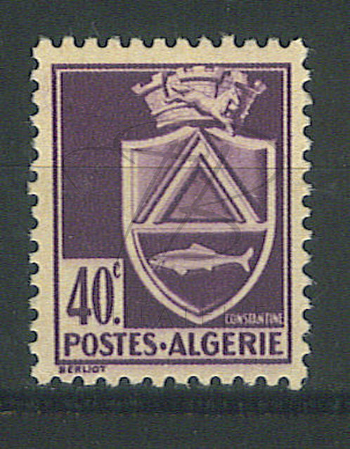 Algérie n°175 , **
