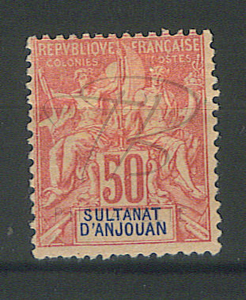 Anjouan n°11 , * (c)
