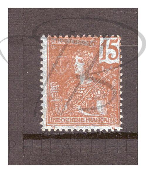 Indochine n°29 , *