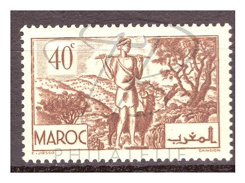 Maroc n°171 , *