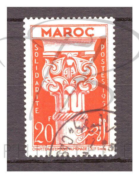 Maroc n°316