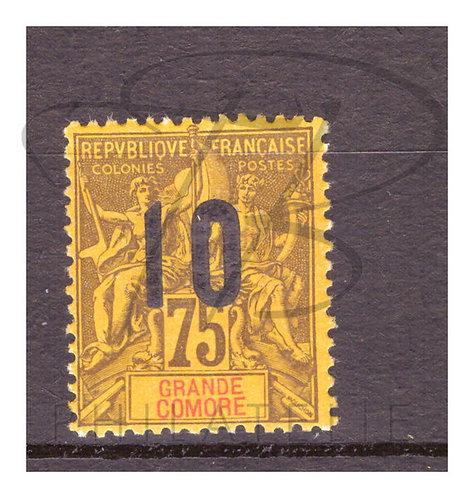 Grande Comore n°29 , *