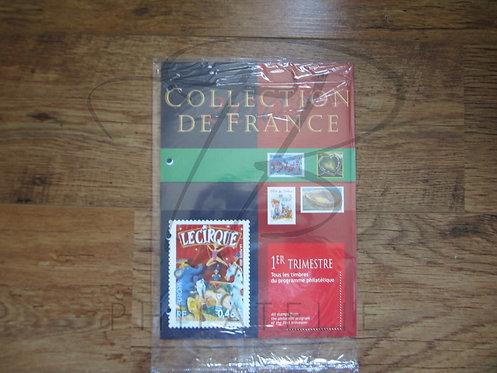 Abonnement 2002 1° trimestre
