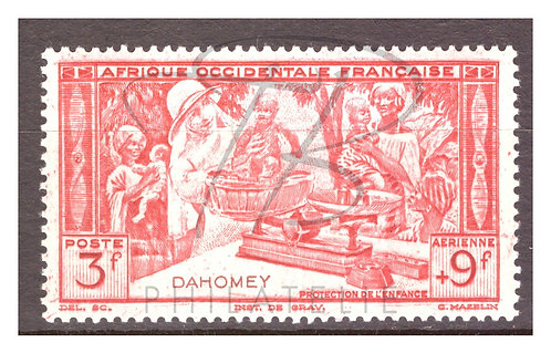 Dahomey P.A. n°8 , **