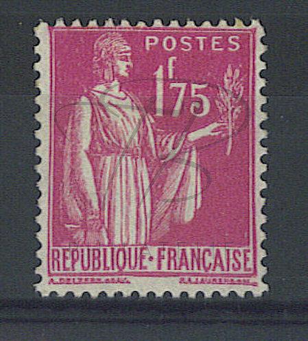 France n°289 , **
