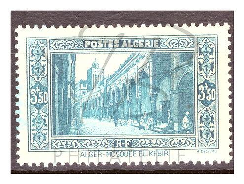 Algérie n°123 , **