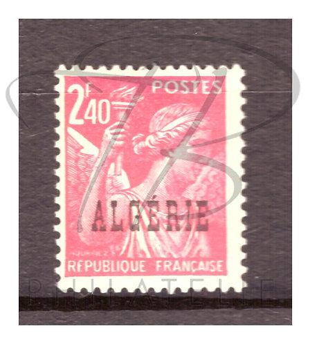Algérie n°235 , **