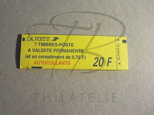 Carnet mixte n°1504