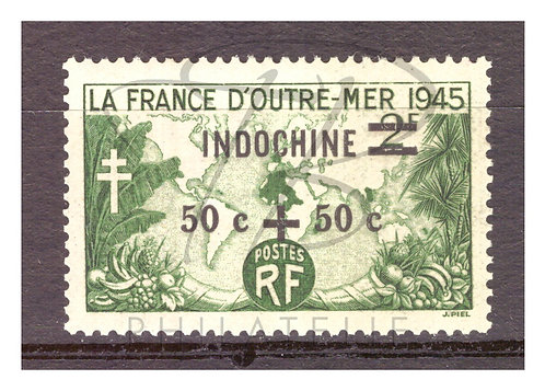 Indochine n°296 , *
