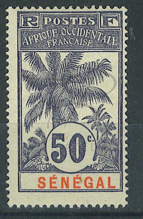 Sénégal n°42 , *