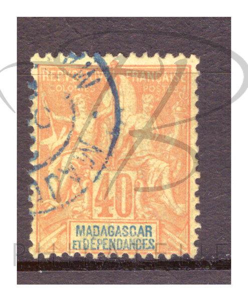 Madagascar n°37