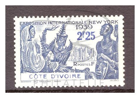 Côte d'Ivoire n°145 , *