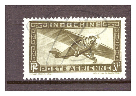 Indochine P.A. n°8A , *
