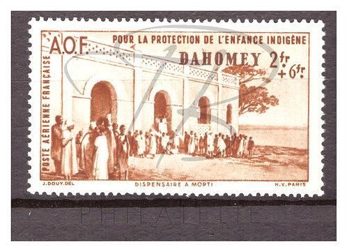 Dahomey P.A. n°7 , *