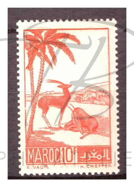 Maroc n°197 , *
