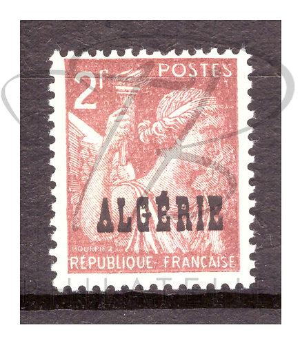 Algérie n°234 , **