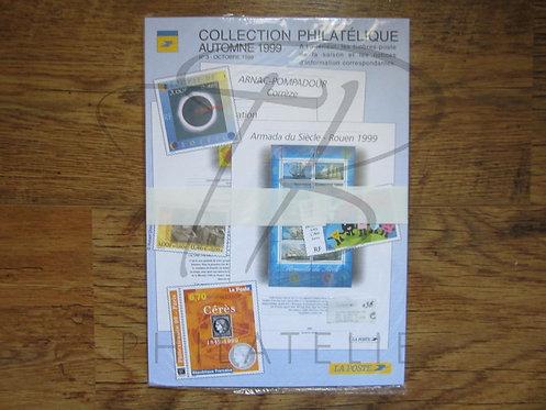 Abonnement 1999 octobre
