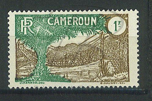 Cameroun n°142 , *