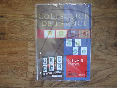 Abonnement 2011 4° trimestre