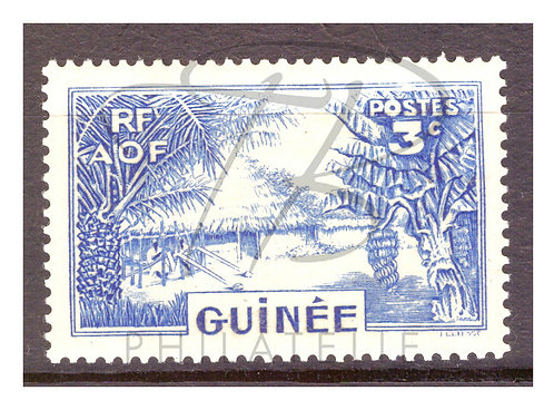 Guinée n°126 , *
