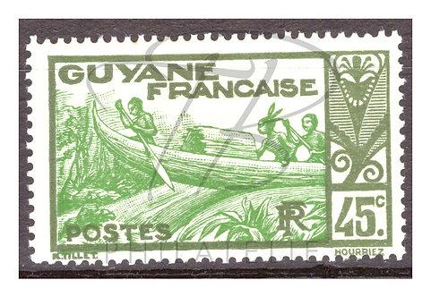 Guyane n°119 , *