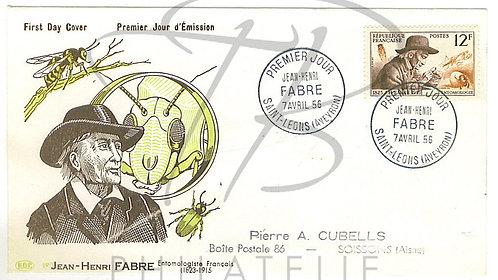 F.D.C. n°1055